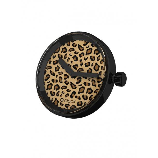 O Clock Urskive Leopard