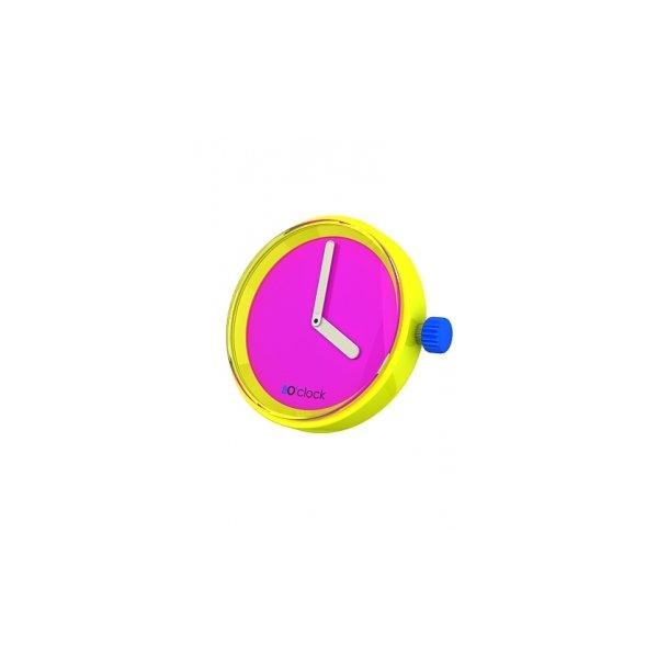 O Clock Urskive Neon pink